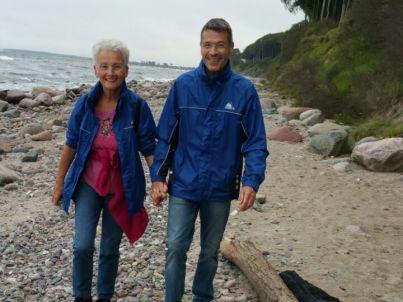 Ihr Gastgeber Dr.Michael und Ursula Hensel