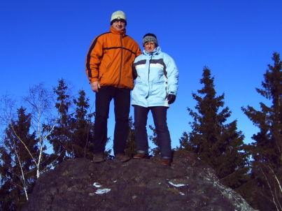 Ihr Gastgeber Helga und Tobias Pfauch