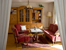 Holiday apartment at guesthouse lindenbaum