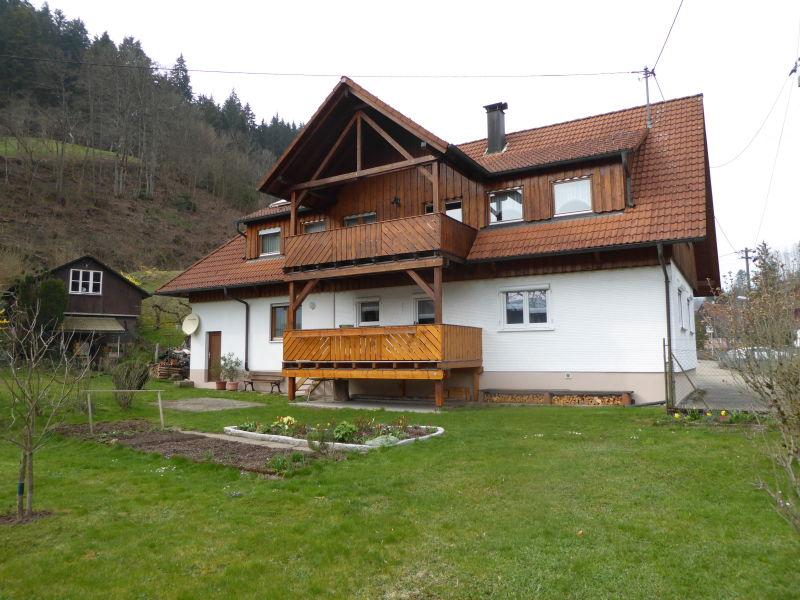 Ferienwohnung Haus am Kinzigtalradweg