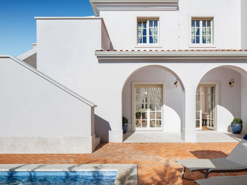 Elegant Villa Claretta with private Pool