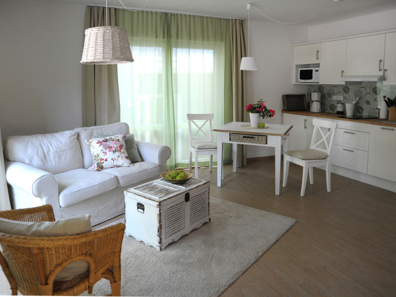 Ferienwohnung Seaside Apartments - Dreamy Green