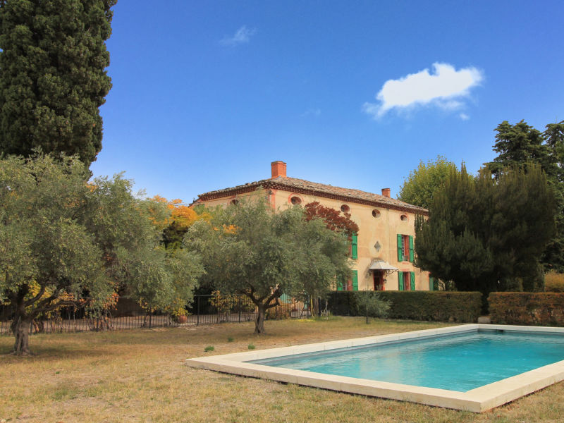 Villa Le Mas de Peyre