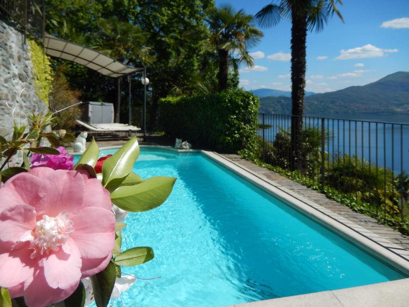 Ferienhaus Villa Zanotti mit Pool