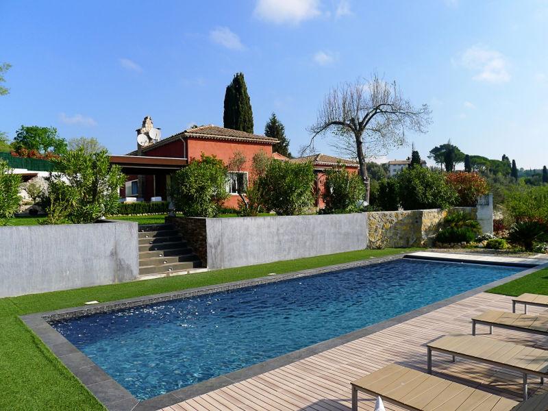 Villa Valbonne Riou Merlet VI4089