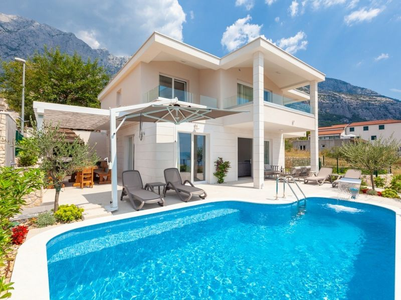 Holiday house Bougainvillea Makarska