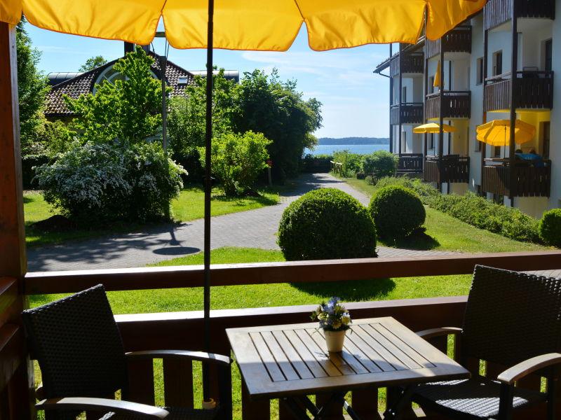 Ferienwohnung Ferienresidenz Chiemseestrand - Apartment 24