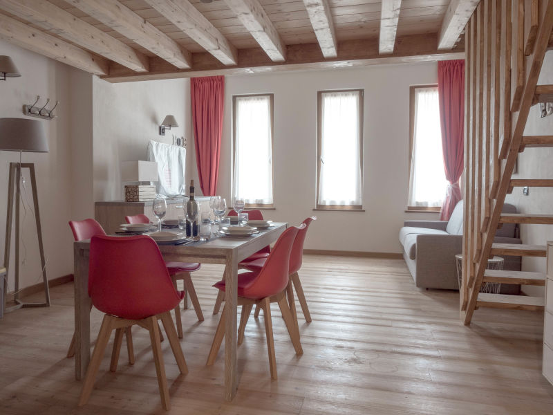 Holiday apartment Gressoney Saint-Jean Halldis Apartments -Two bedrooms