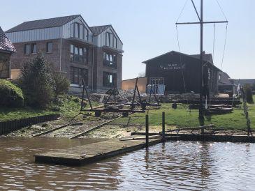 Ferienhaus Alte Werft - Poller 25