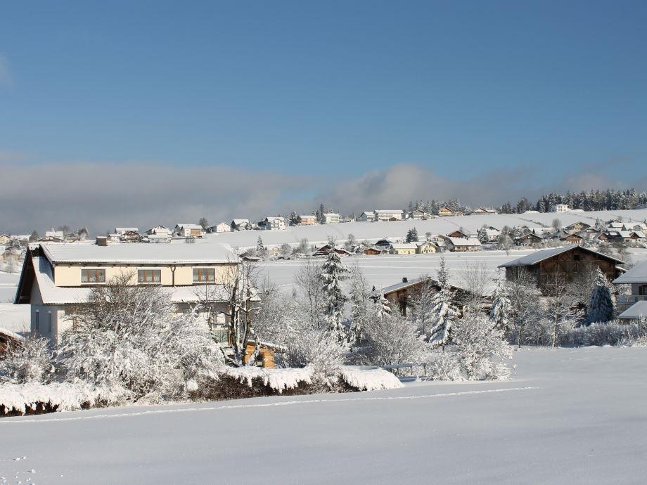 Winter kann so schön sein!