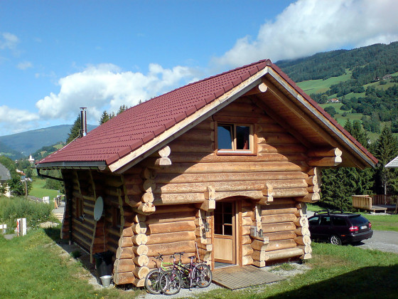 Holiday House Log Home Canadian Style Murau Steiermark