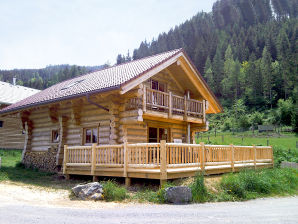 Holiday house Kanadablockhaus