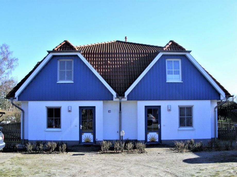 Haus Albatros Eingang