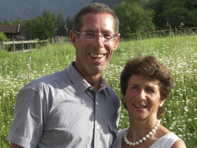 Ihr Gastgeber Gertrud & Rainer Menzinger