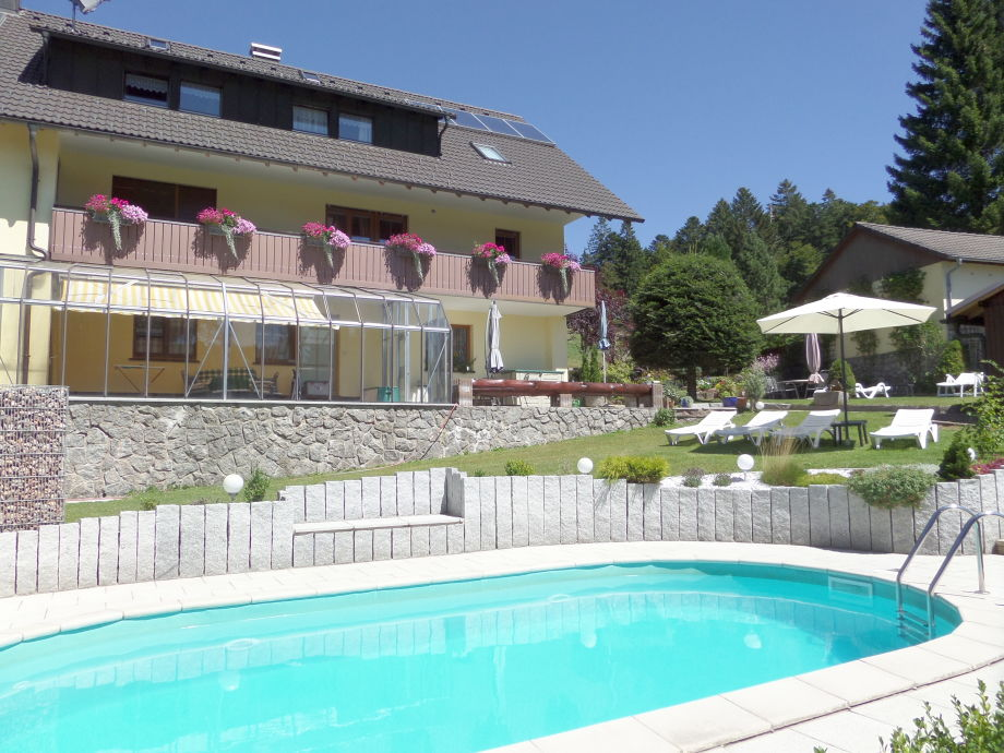 guest house Dummer - apartments with pool