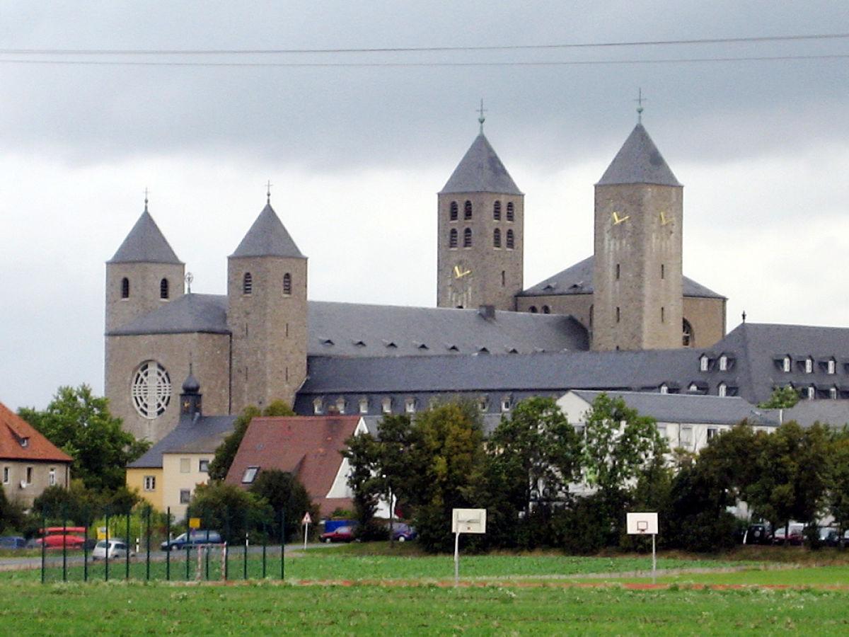 Münsterschwarzach Kloster