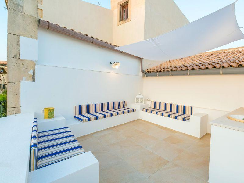 Veronique Luxusapartment, zwei Terrassen mit Meerblick