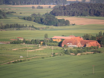 Ferienwohnung Pferdehof Ruhnau