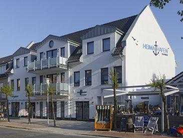 Ferienwohnung Heimathafen Duhnen - Ankerplatz 2
