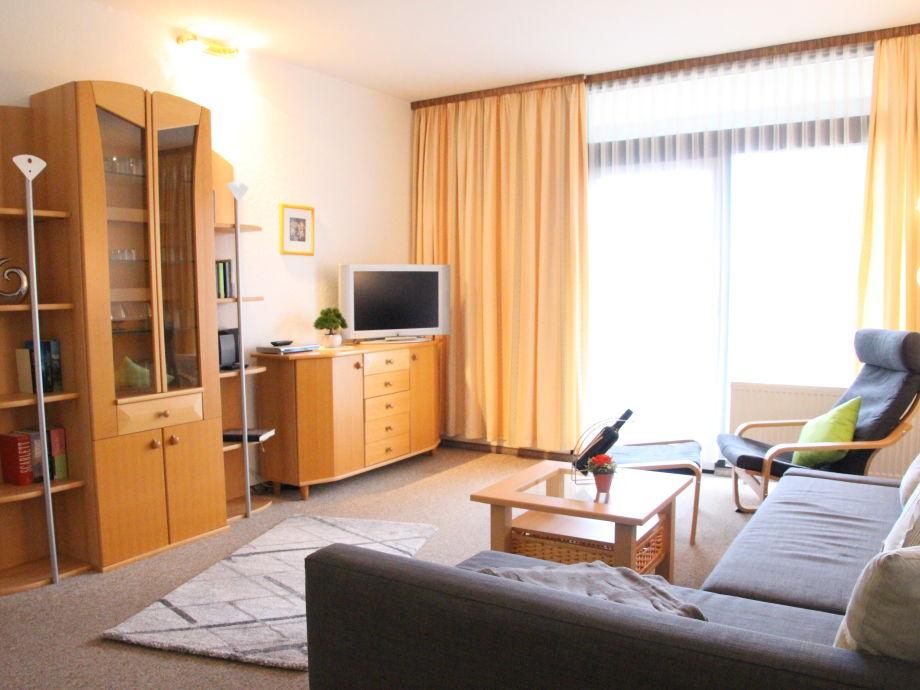 Wohnzimmer mit W-Lan, TV, DVD und Musikanlage