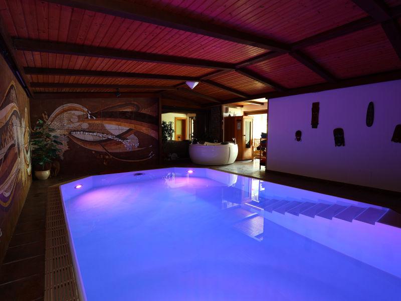 Ferienhaus Eifel mit Pool