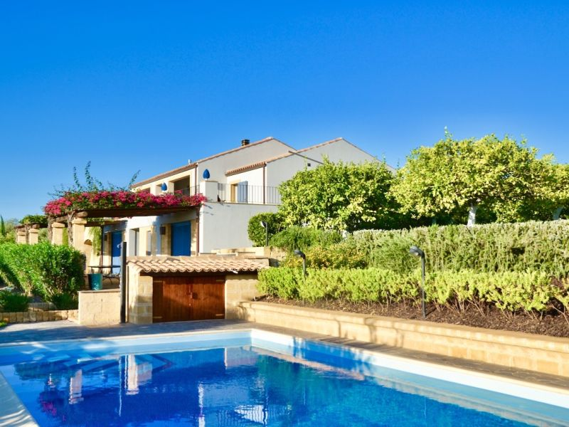 Ferienhaus Villa Pigna Blu