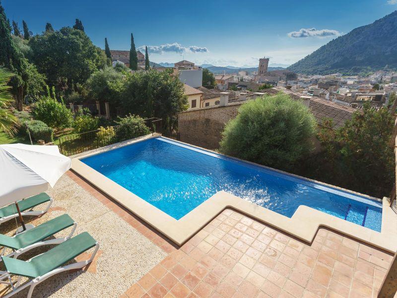 Villa Llobera auf dem Calvario