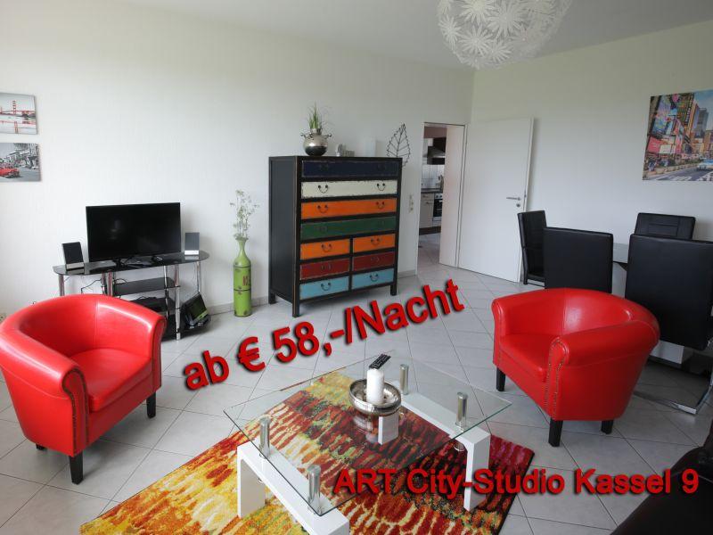 Ferienwohnung Art City Studio 9 - Kassel