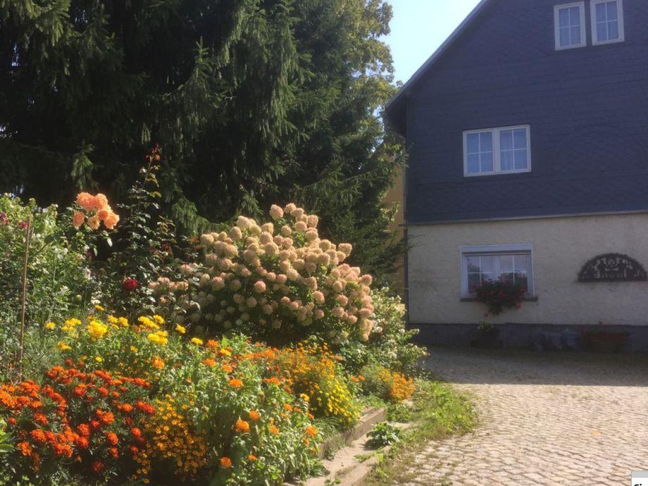 Hof mit Garten