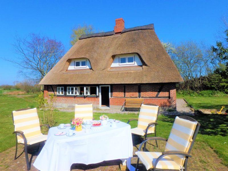 """Ferienhaus """"Traumkate am Meer"""" an der schönen Ostsee"""