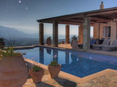 Villa Jacopo mit Pool, naturnah