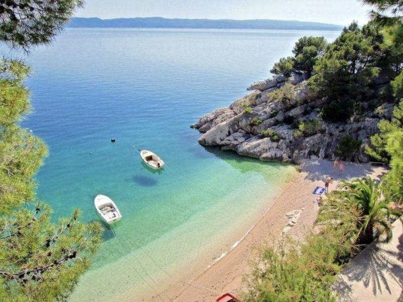 Ferienwohnung Strandhaus Dalmatien