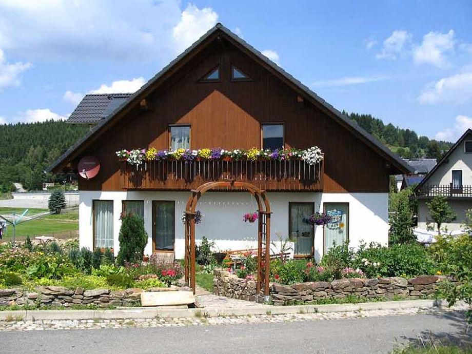 Ferienwohnung Haus am Weißwald