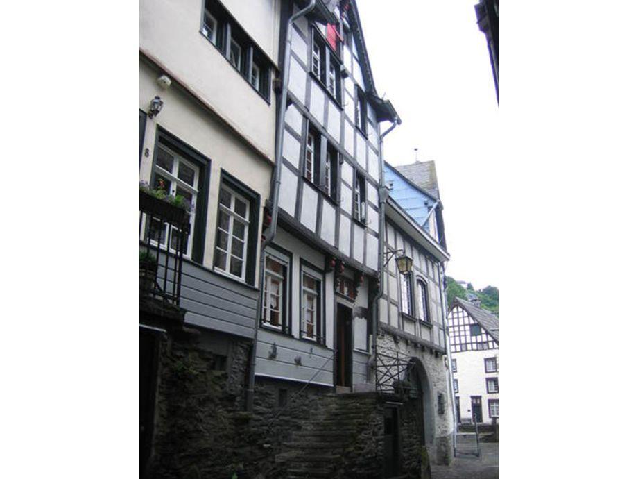 """Außenaufnahme """"Altstadthaus am Holzmarkt"""""""