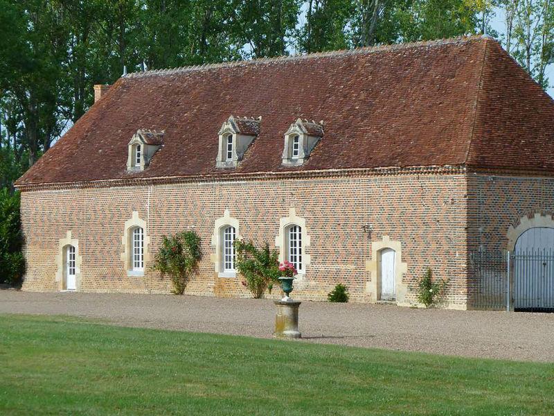 Ferienhaus Gîte dans un château historique