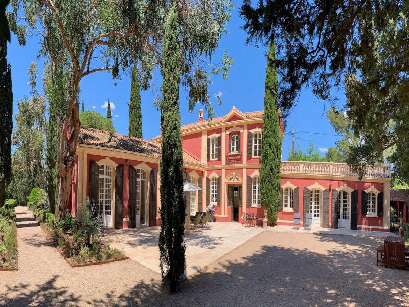 Villa «Cypriere», Hyères-Le Pradet