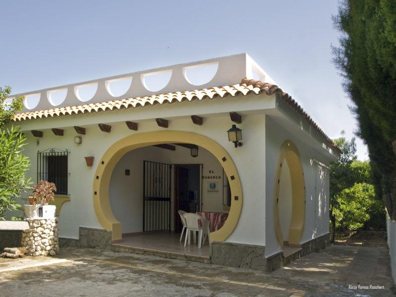 Ferienhaus El Cernícalo - El Damasco