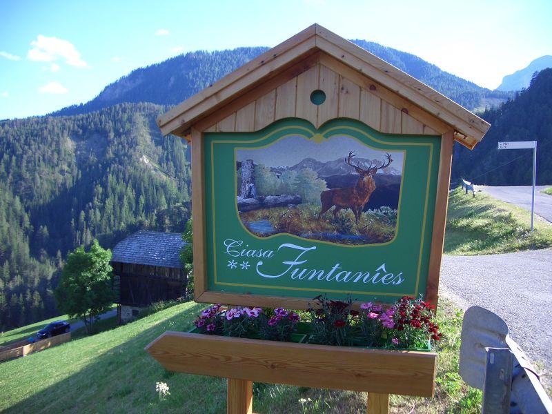 Ferienwohnung Ciasa Funtanîes - App. Pütia