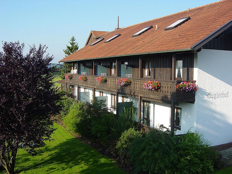 Willkommen in den Ferienwohnungen Giglerhof