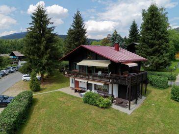 Ferienwohnung 14 EG mit Seeblick-Terrasse