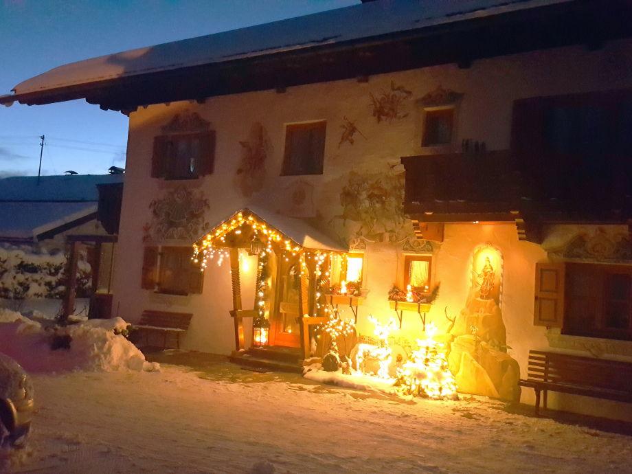Feriendomizil St. Ulrich **** in dere Weihnachtszeit