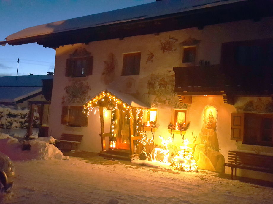 Feriendomizil St. Ulrich **** in the Christmas season