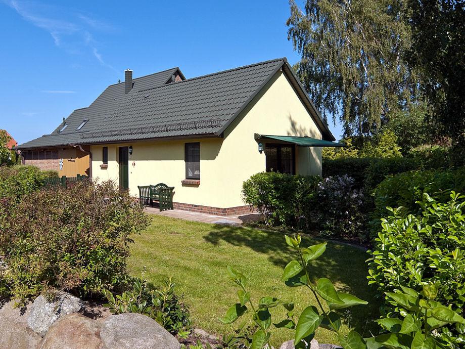 Das Eulenhaus mit Terrasse und Garten