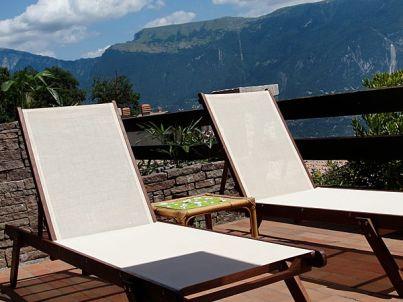 """""""Casa Sira"""" mit Panoramablick auf den Gardasee"""