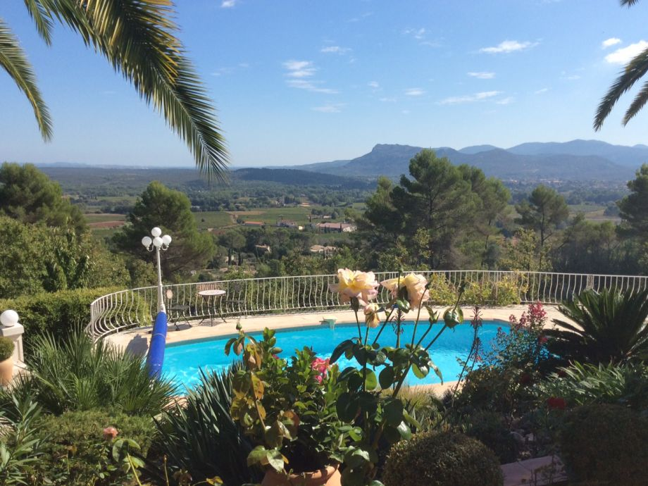 Außenaufnahme Villa Marguerite   La Motte