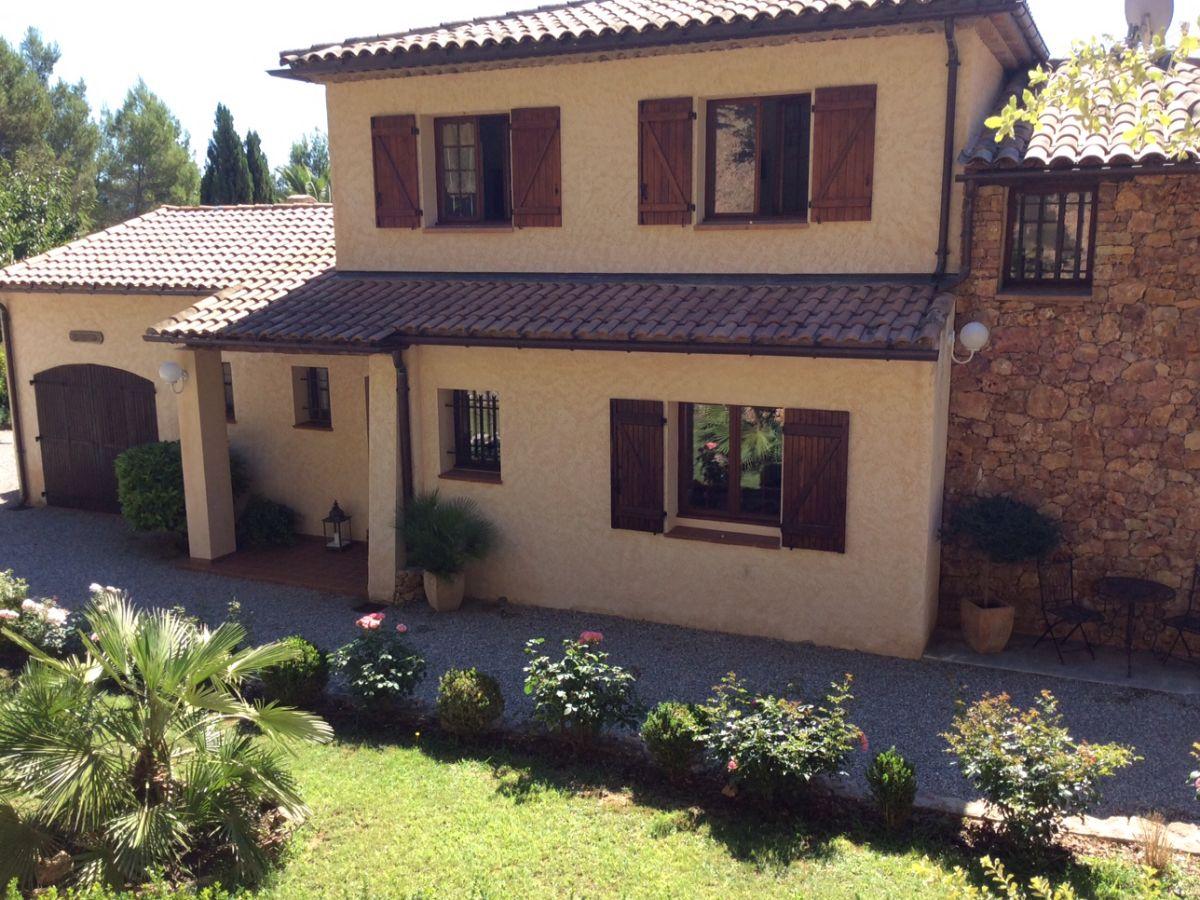 ferienhaus villa marguerite cote d 39 azur familie rudi und ingrid hein. Black Bedroom Furniture Sets. Home Design Ideas