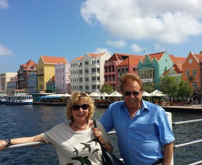 Ihr Gastgeber Rudi und Ingrid Hein