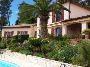 Holiday house Villa Marguerite - La Motte
