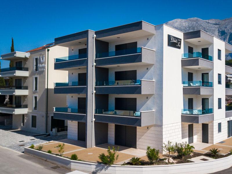 Ferienwohnung Apartment Ivo  2+2, Erdgeschoss