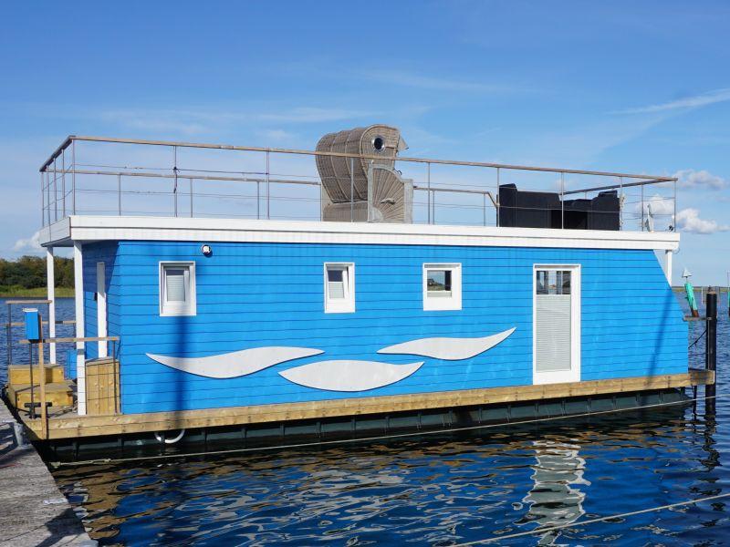 Hausboot Stern VI